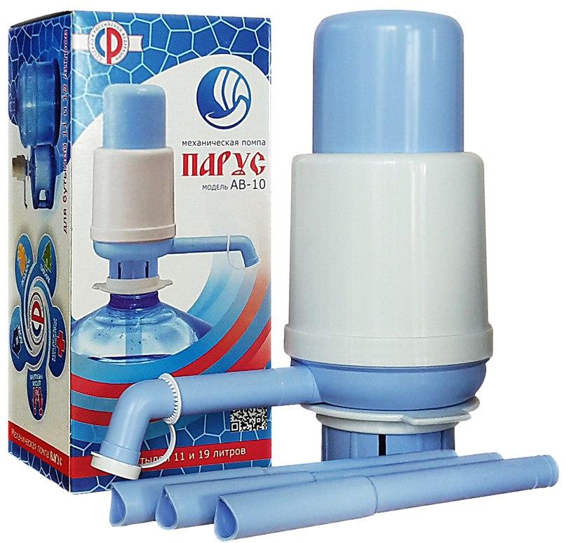 Новая помпа для воды! Сделано в России!