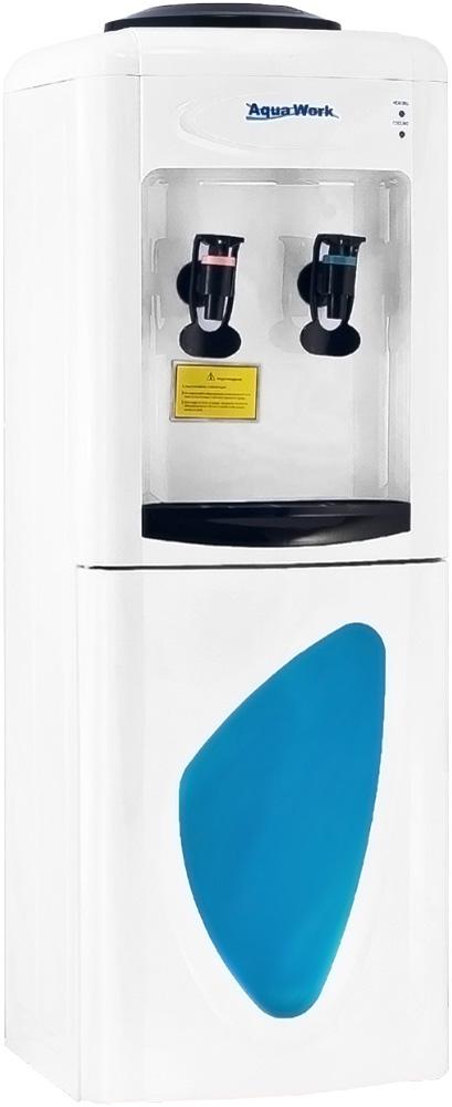 Кулер для воды Aqua Work 0.7-LD с нагревом и охлаждением
