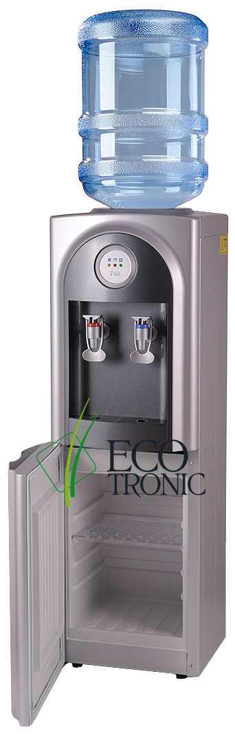 Кулер Ecotronic C21-LCE grey со шкафчиком