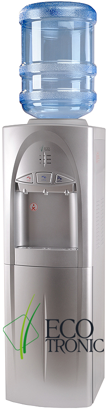 Кулер Ecotronic C4-LCE Silver