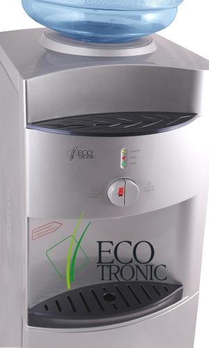 Кулер Ecotronic G41-LCE silver со шкафчиком