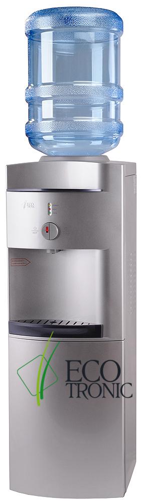 Кулер Ecotronic G41-LF silver с холодильником