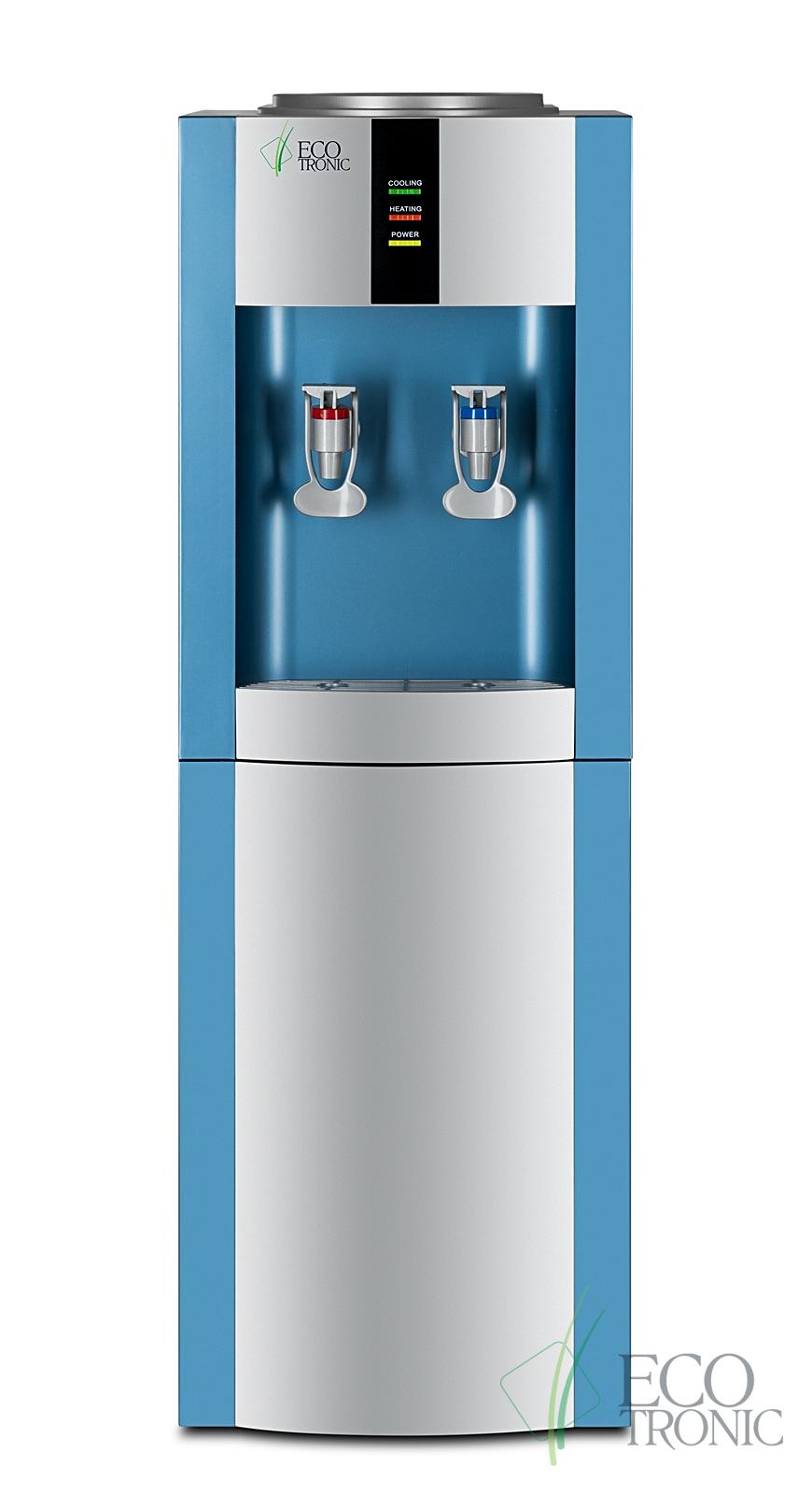 Кулер Ecotronic H1-LCE со шкафчиком