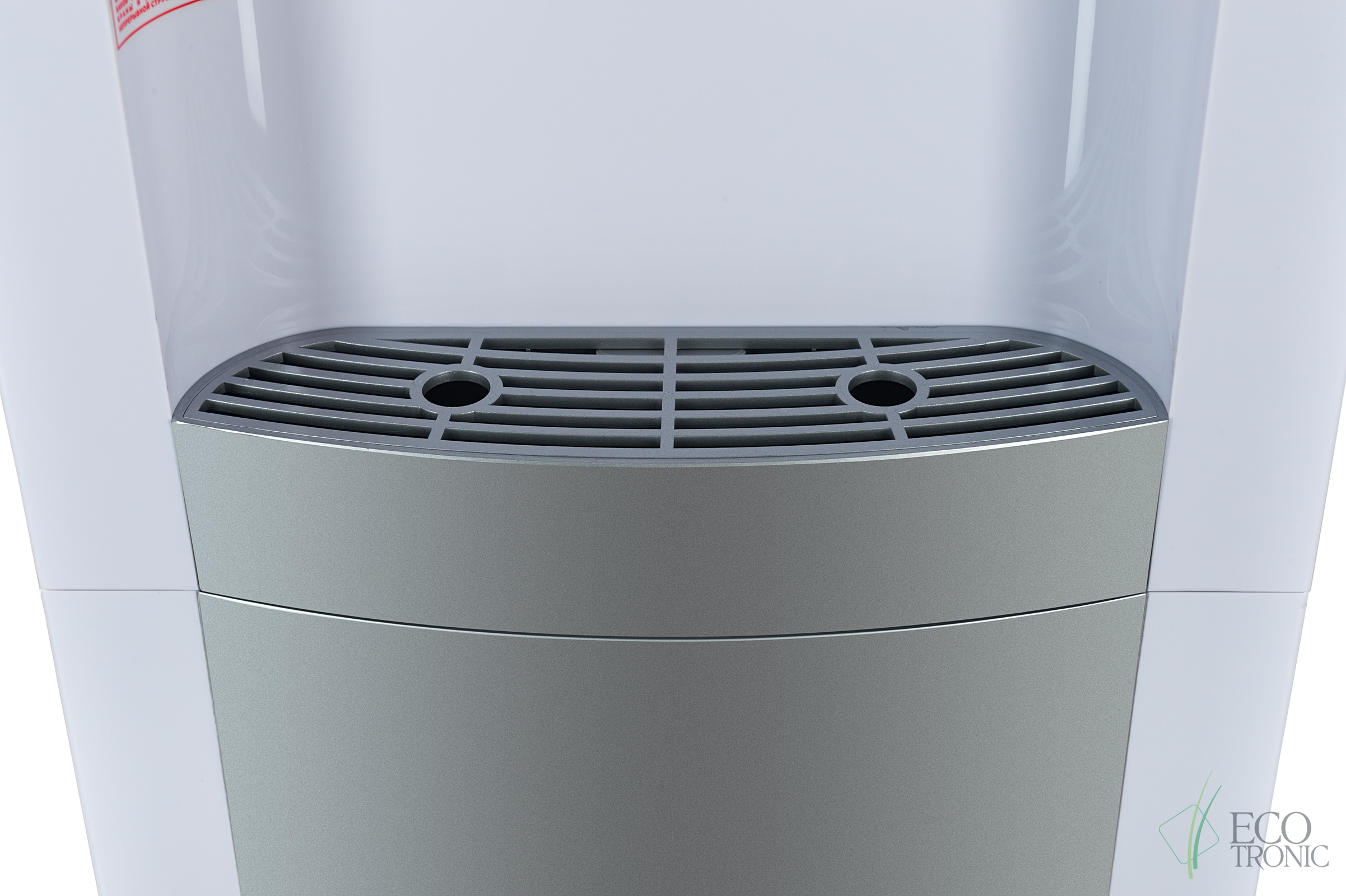 Кулер Ecotronic H1-LC White со шкафчиком