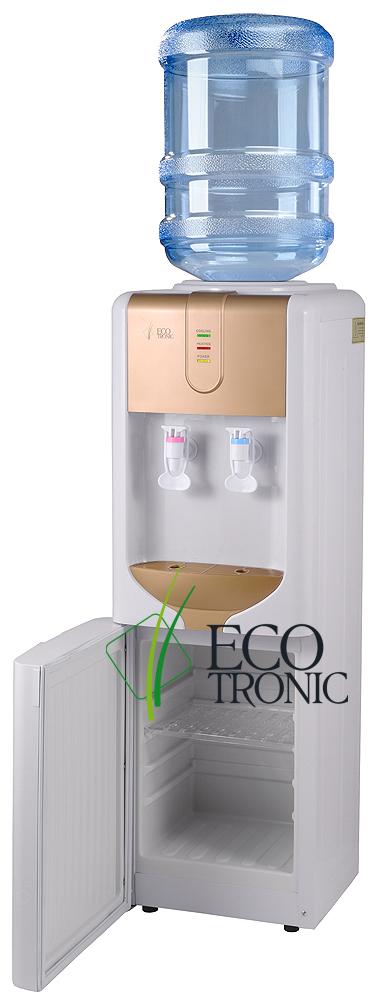 Кулер Ecotronic H3-LCE Gold со шкафчиком