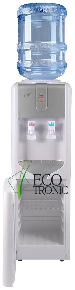 Кулер Ecotronic H3-LCE Silver со шкафчиком