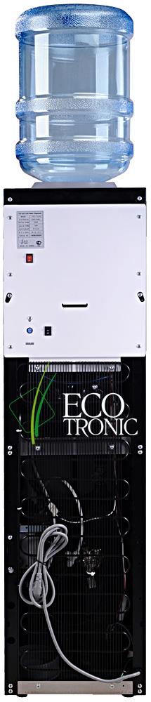 Кулер Ecotronic V4-L Black Carbo
