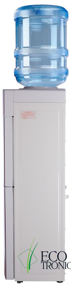 Кулер Ecotronic M21-LCE Red нагрев, охлаждение, шкафчик
