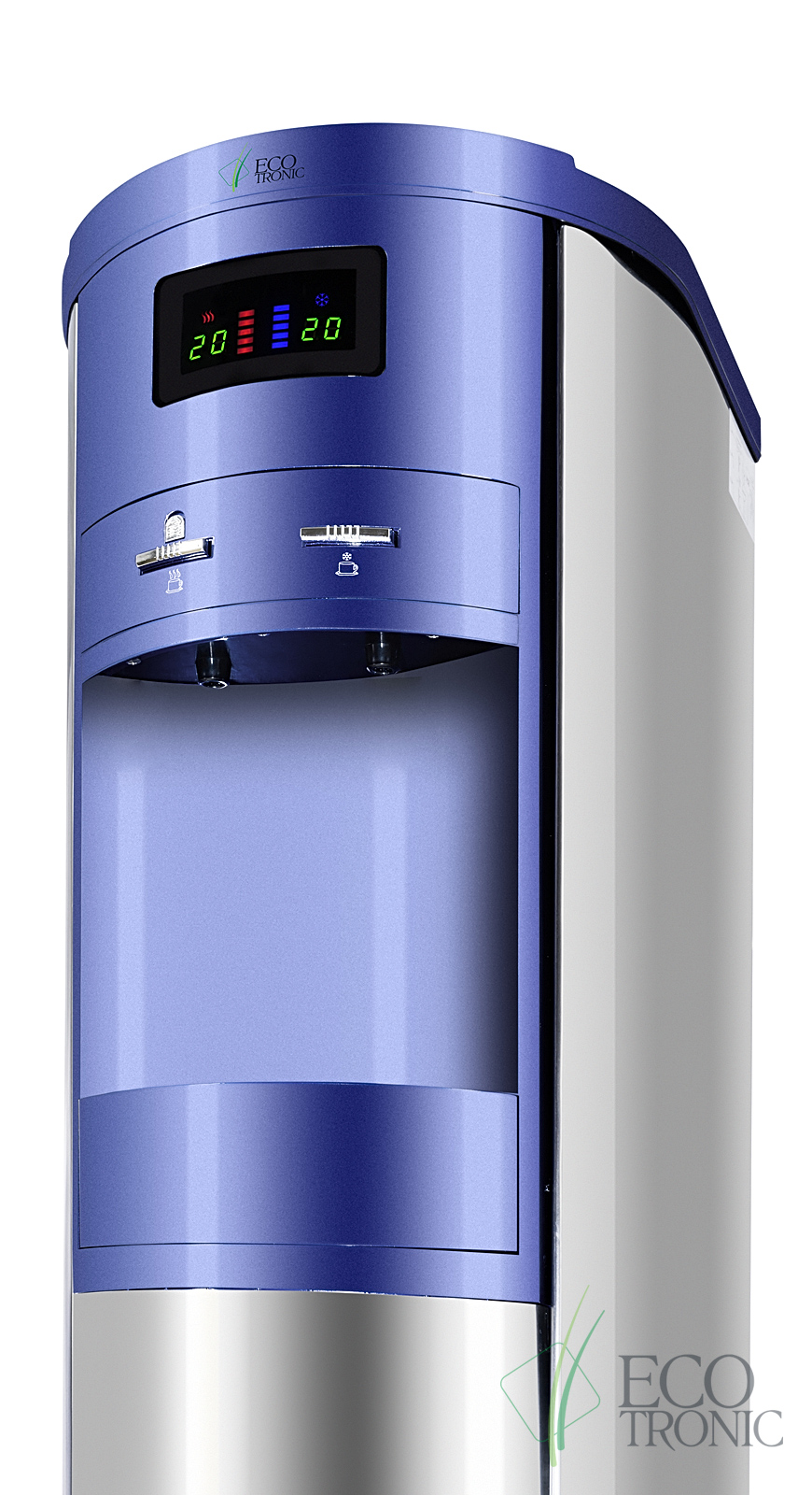 Кулер Ecotronic G9-LM Blue
