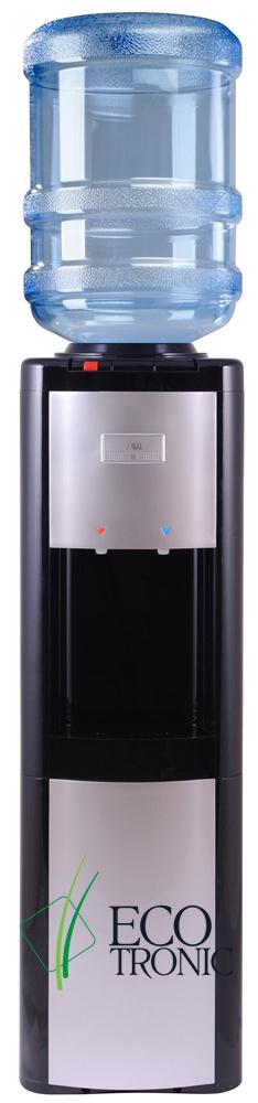 Кулер Ecotronic P4-L black/silver