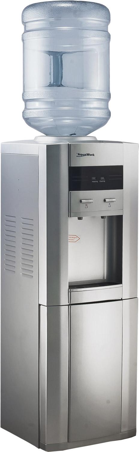 Кулер для воды Aqua Work V745C со шкафчиком
