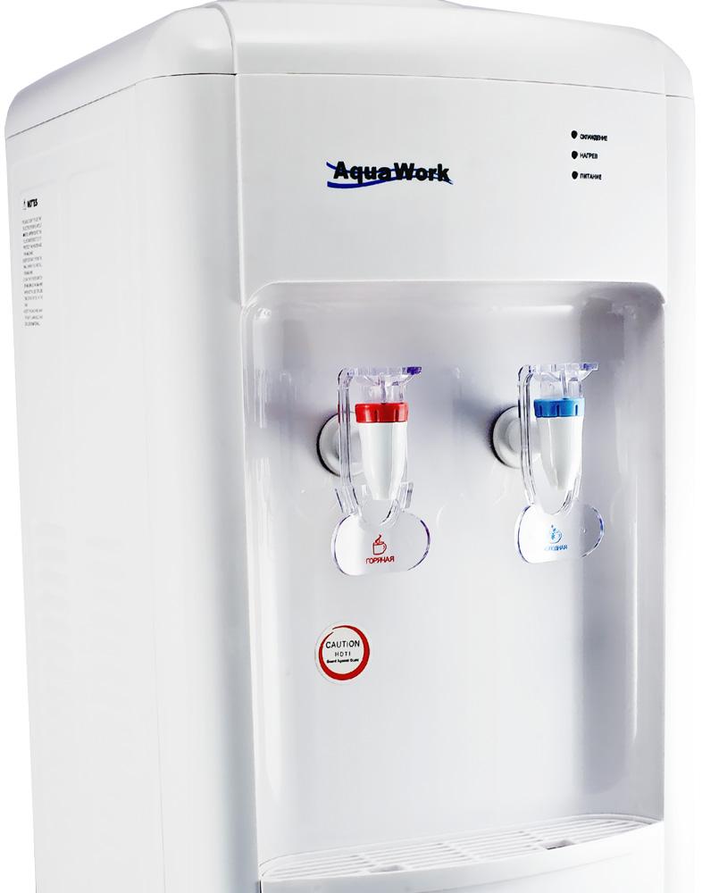 Кулер для воды Aqua Work 16-L белый