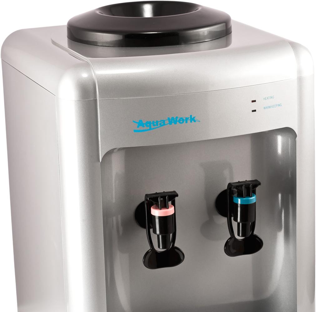 Кулер для воды Aqua Work 36-ТDN серебристый