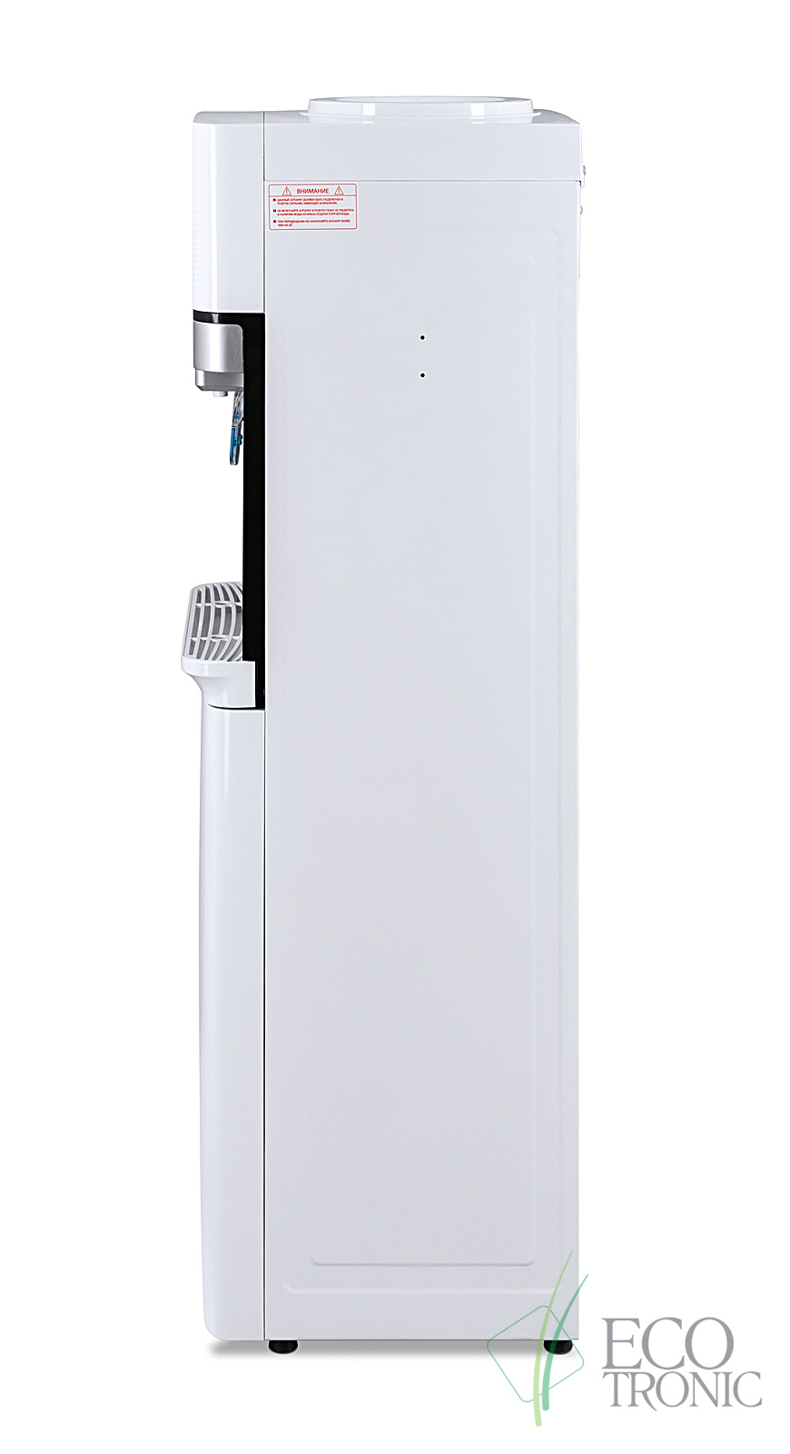 Кулер Ecotronic M41-LCE white+black