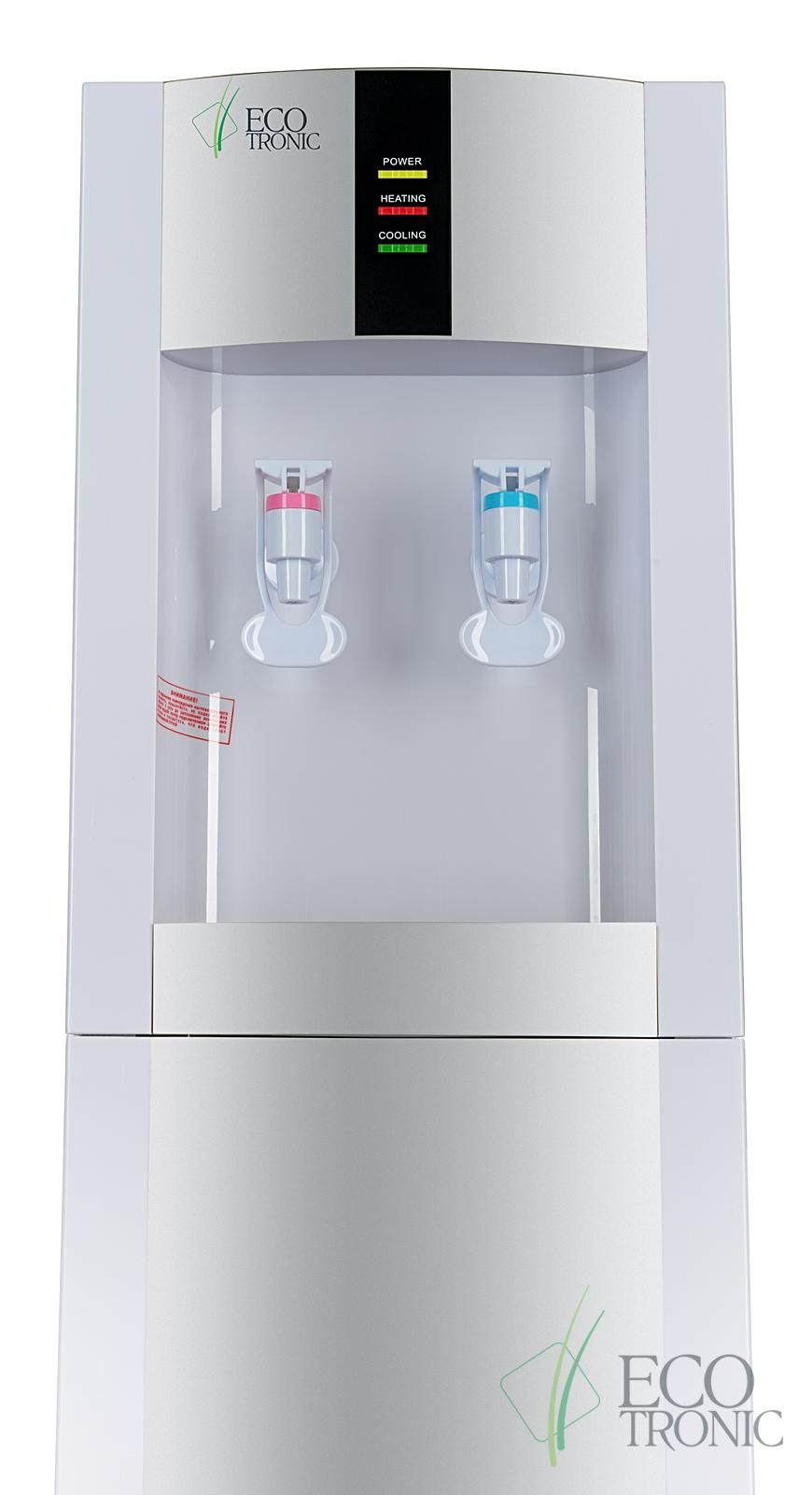 Пурифайер Ecotronic H1-U4LE white-silver