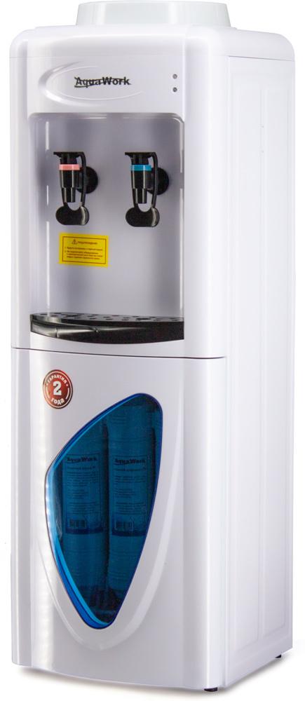 Пурифайер Aqua Work 0.7-LDR/SF+F белый