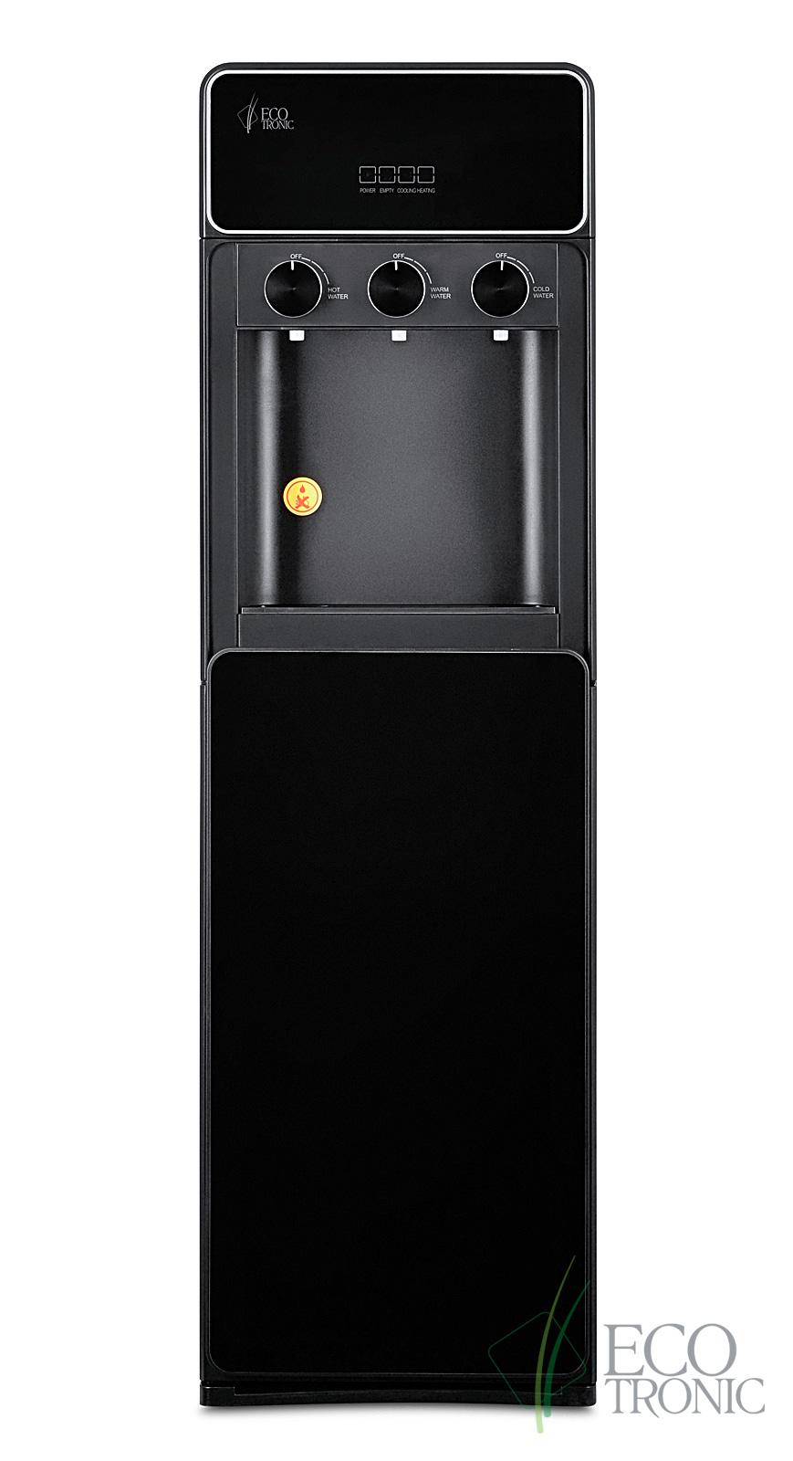 Кулер Ecotronic K42-LXE black