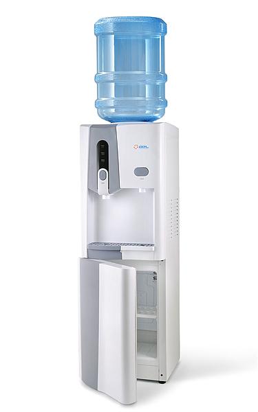 Кулер для воды LC-AEL-150B white с холодильником
