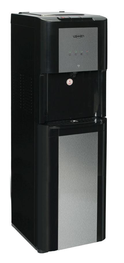 КУЛЕР VATTEN L48NK черный с нижней загрузкой бутыли