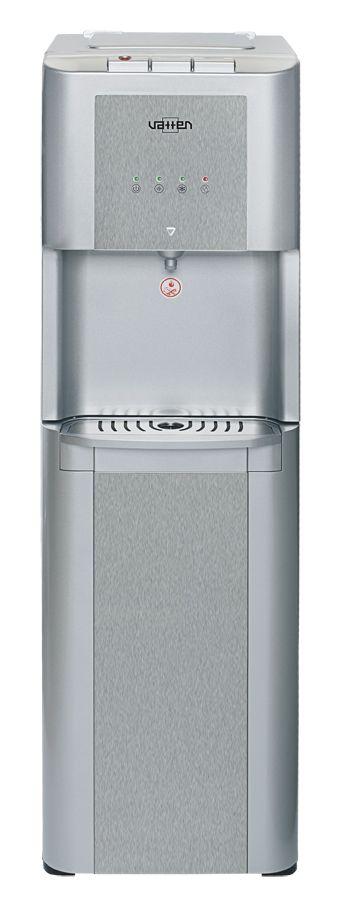 КУЛЕР VATTEN L48SK серебристый с нижней загрузкой бутыли