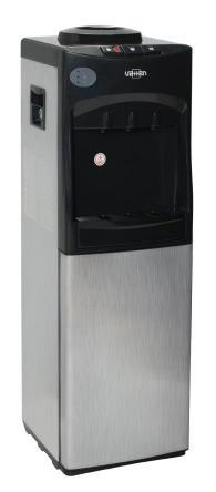 КУЛЕР ДЛЯ ВОДЫ VATTEN V33NKB с холодильником