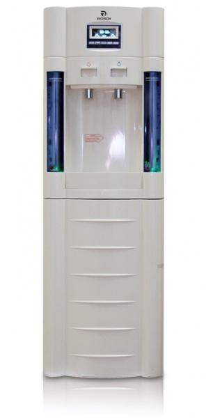 Кулер BIORAY WD 3246M White c холодильником
