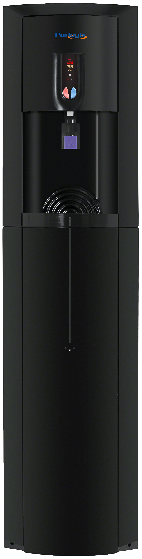 Кулер для воды HotFrost 30AN с нижней загрузкой бутыли