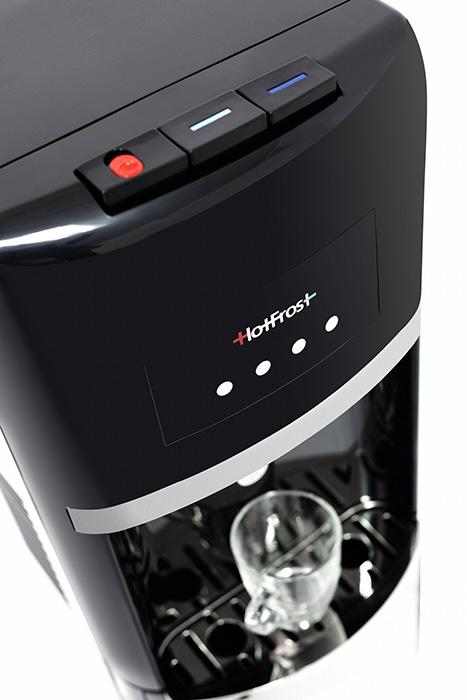 Кулер для воды HotFrost 35AN с нижней загрузкой бутыли
