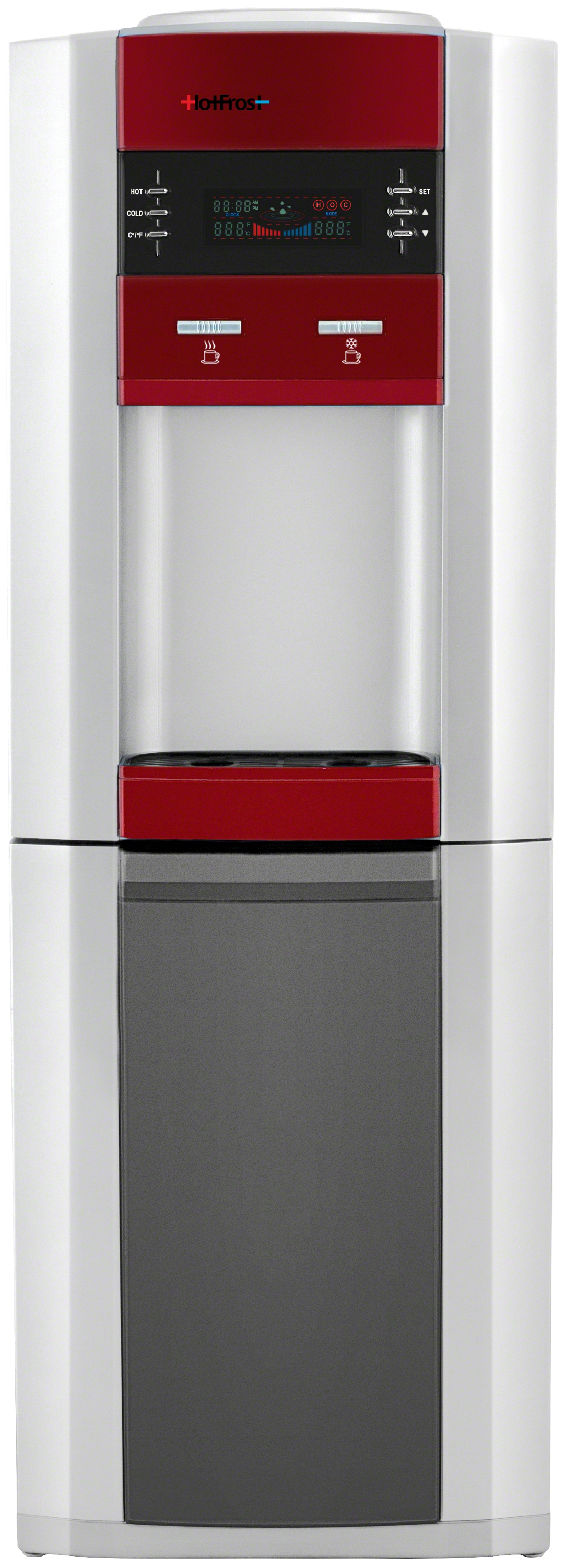 Кулер HotFrost V745CST Red