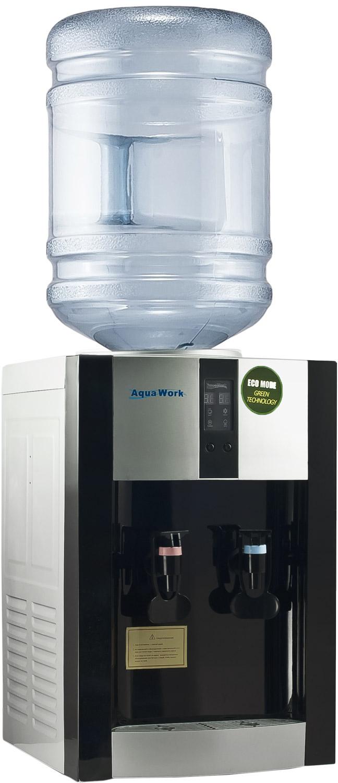 Кулер для воды Aqua Work 16-T/EN-ST черный