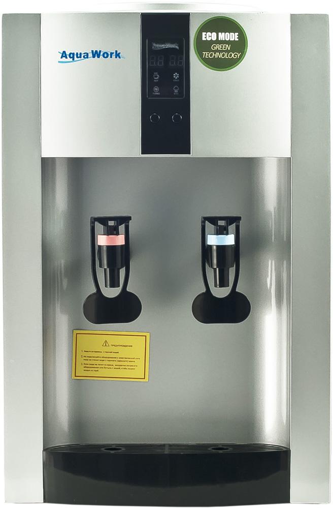 Кулер для воды Aqua Work 16-T/EN-ST серебристый