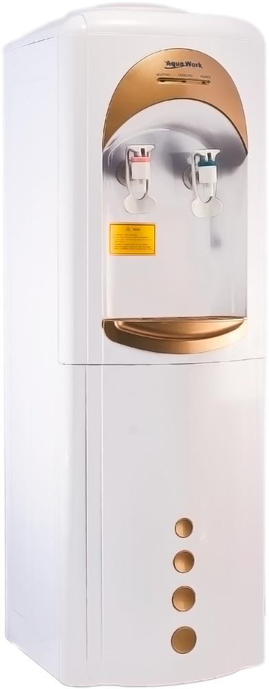 Кулер для воды Aqua Work 16-L/HLN золото