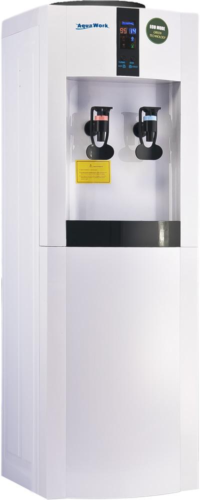 Кулер для воды Aqua Work 16-L/EN-ST белый