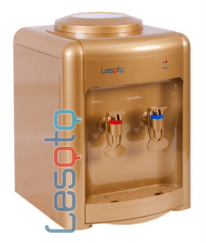 Кулер для воды LESOTO 36 TD gold