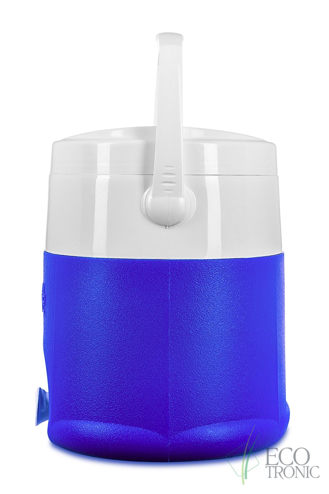 Термос-раздатчик Ecotronic CoolStrong-13 Blue