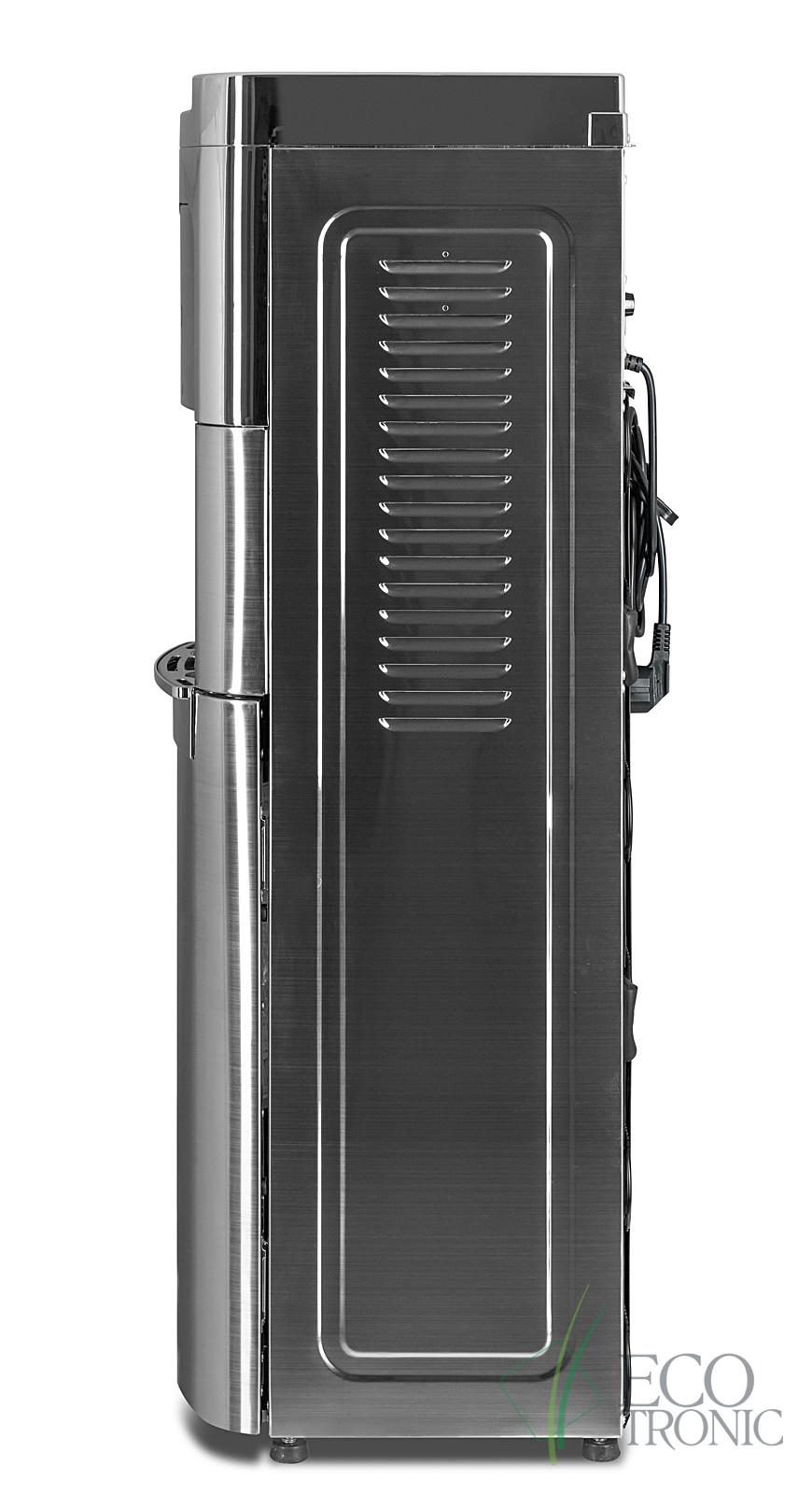 Кулер с нижней загрузкой бутыли Ecotronic C11-LXPM chrome
