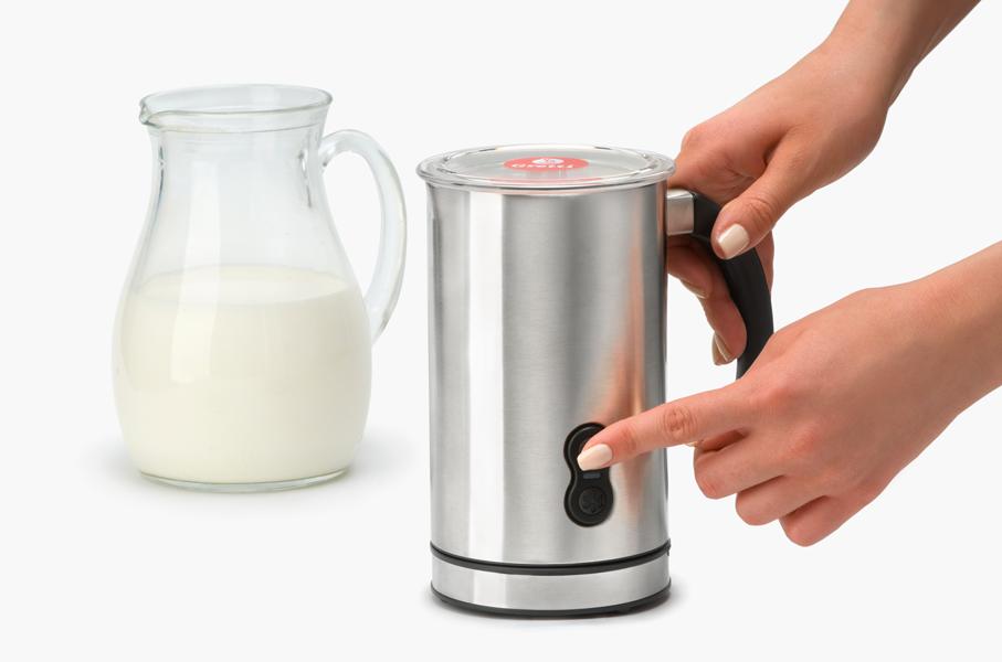 Вспениватель молока GRETTI MF-10 S/S