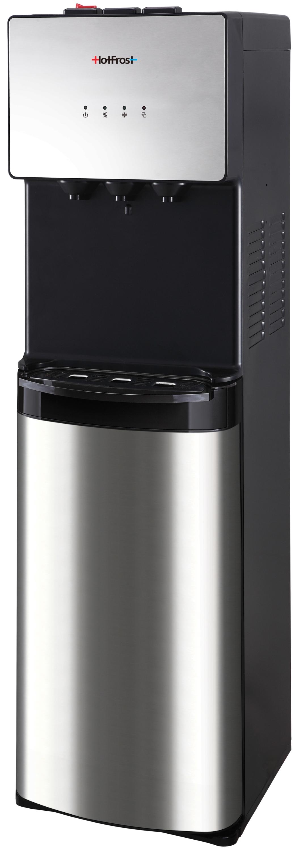 Кулер для воды HotFrost 400AS с нижней загрузкой бутыли