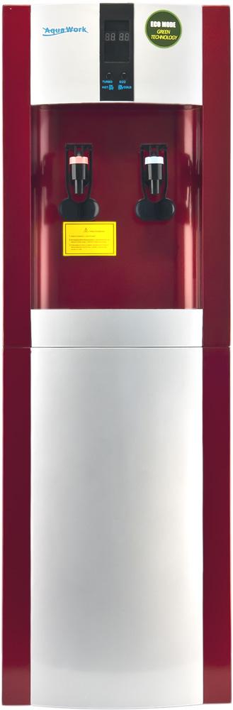 Кулер для воды Aqua Work 16-LD/EN-ST красный