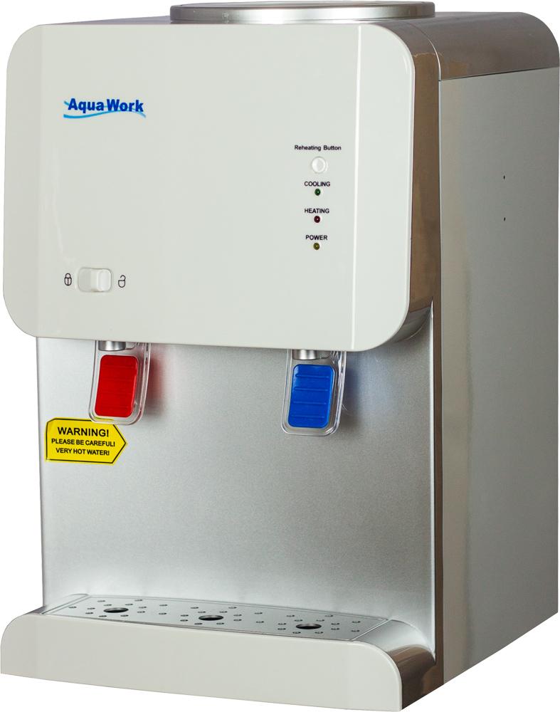 Кулер для воды Aqua Work 105-TD белый
