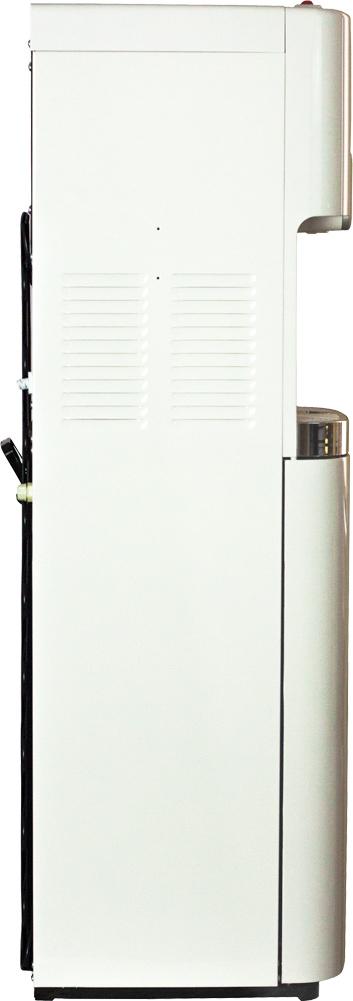 Кулер для воды Aqua Work 1665-S белый