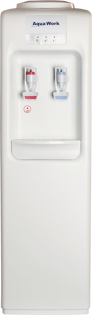 Кулер для воды Aqua Work R828-S белый