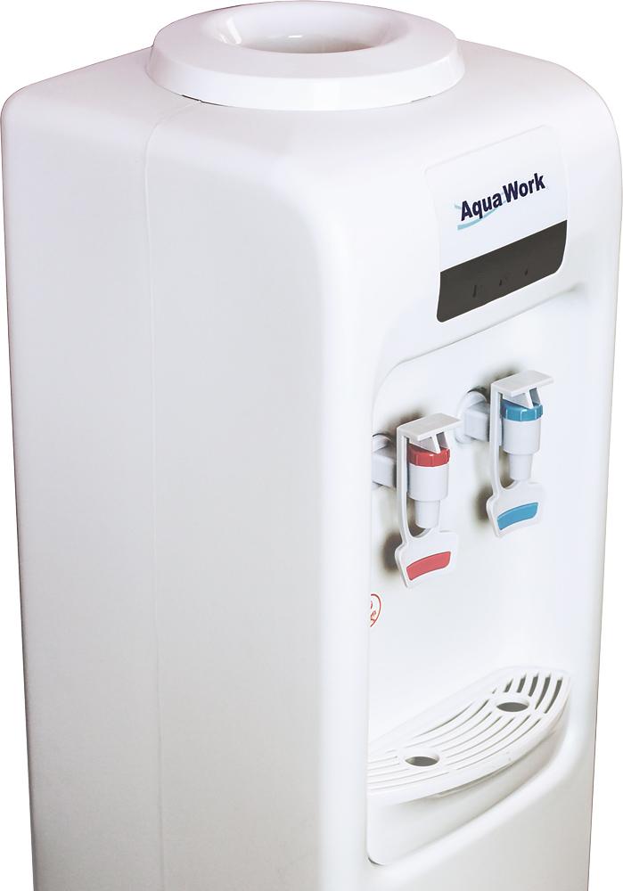 Кулер для воды Aqua Work D828-S белый