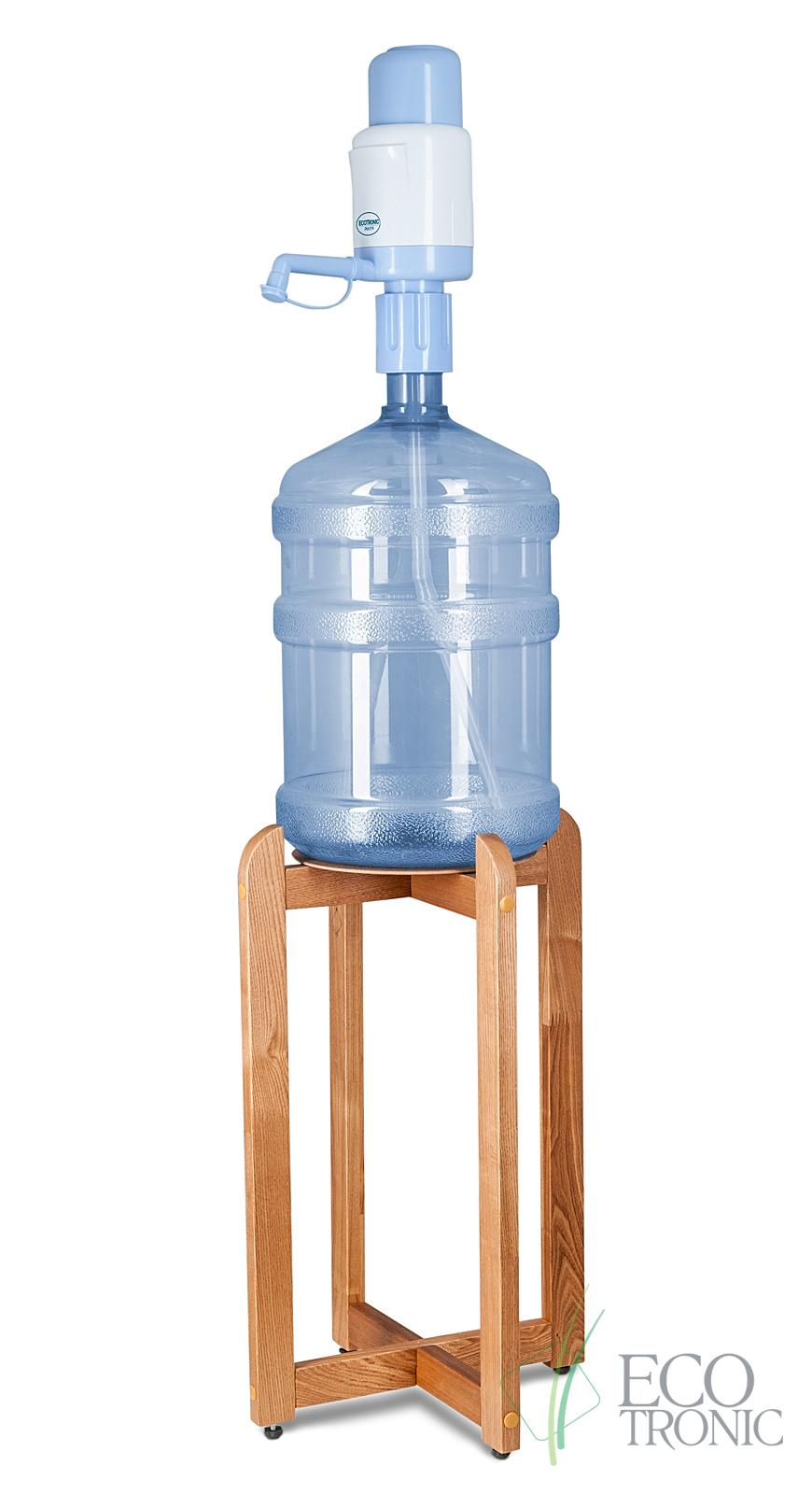 Подставка деревянная разборная (Ясень. Цвет: Светлое дерево)