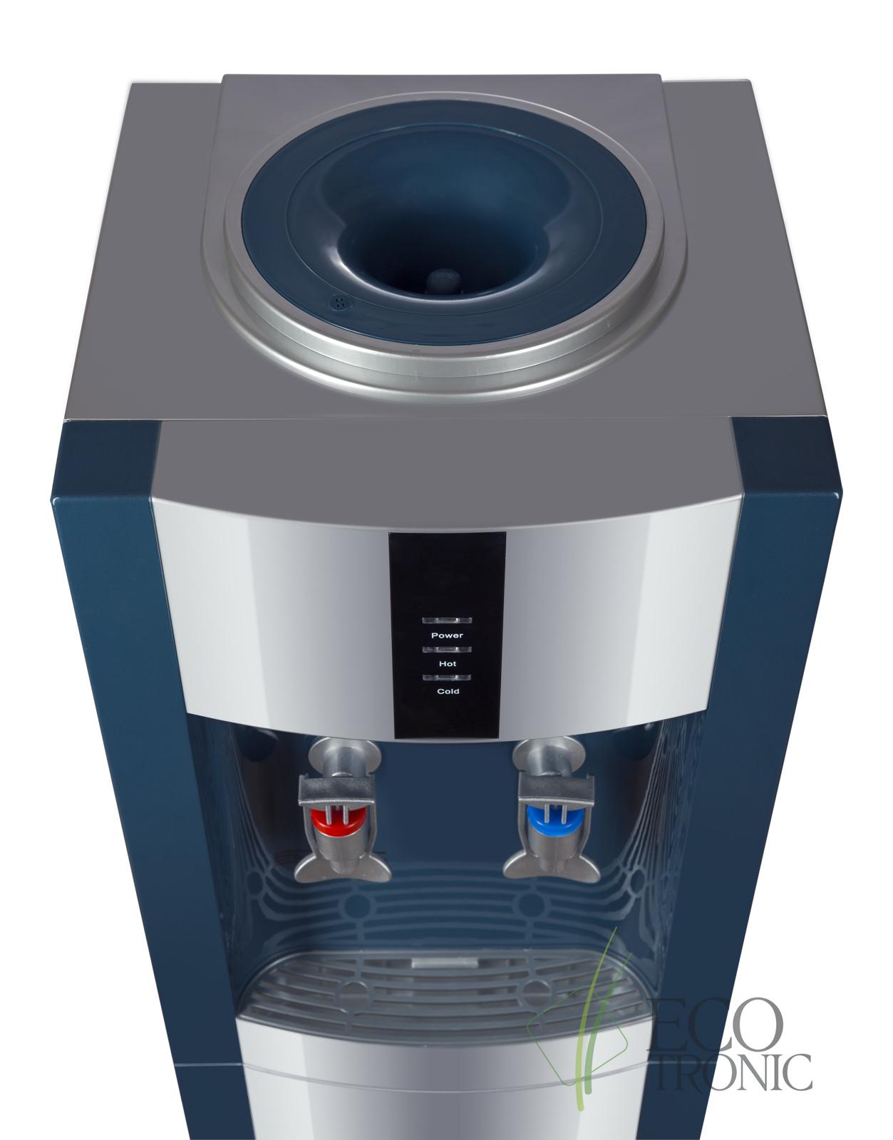 """Кулер """"Экочип"""" V21-LE green с нагревом и электронным охлаждением"""