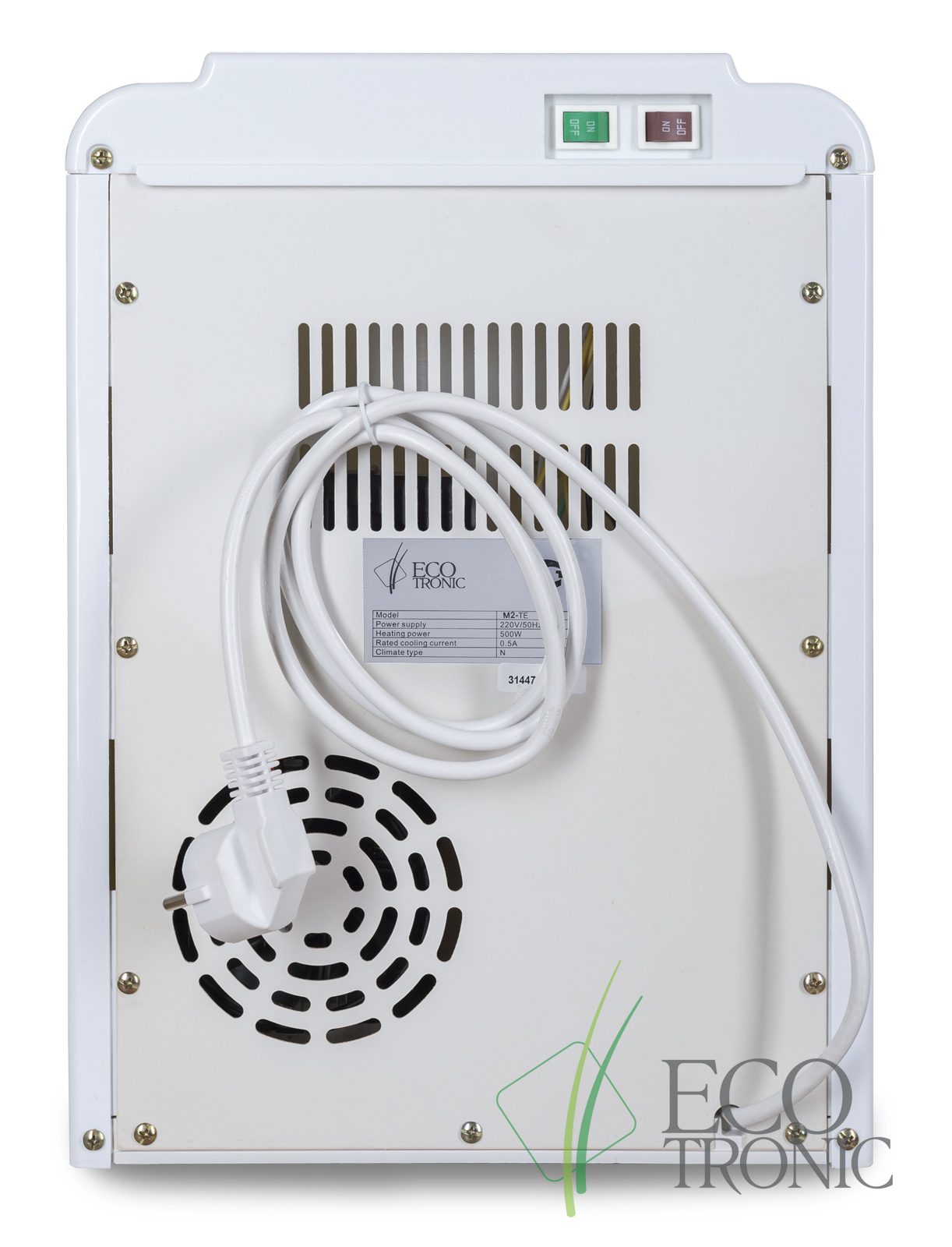 Кулер Ecotronic M2-TE с нагревом и охлаждением