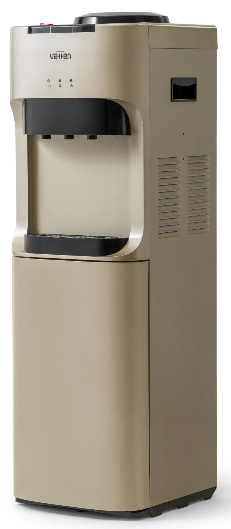 Кулер для воды VATTEN V45QKB с холодильником