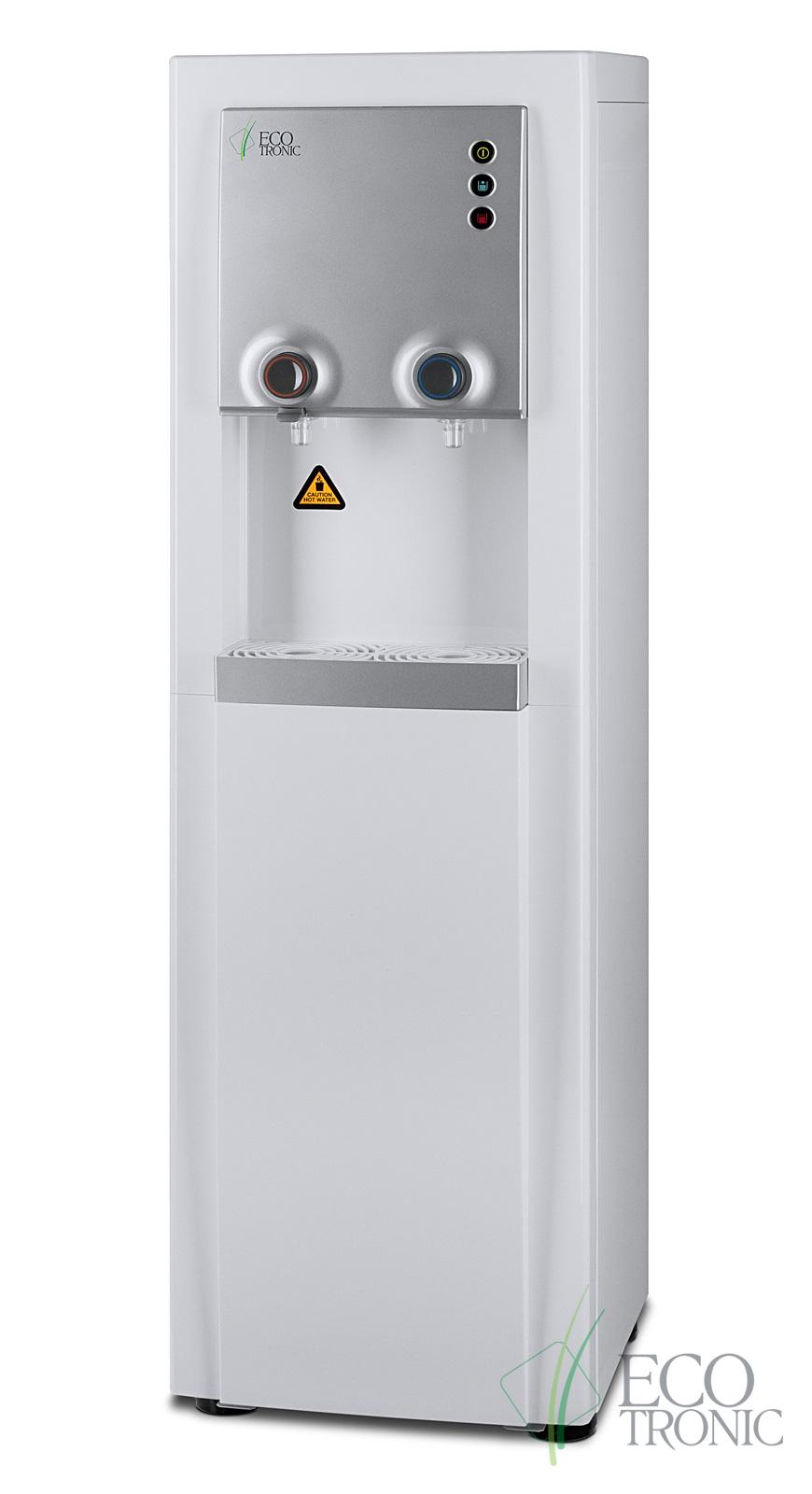 Пурифайер Ecotronic B22-U4L silver