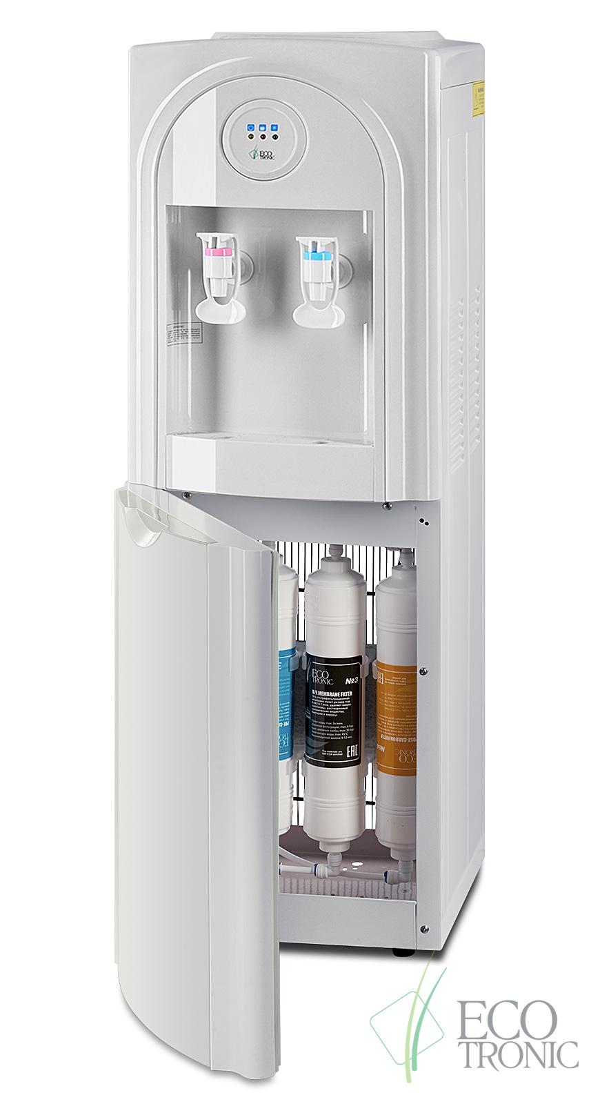 Пурифайер Ecotronic C21-U4L full white
