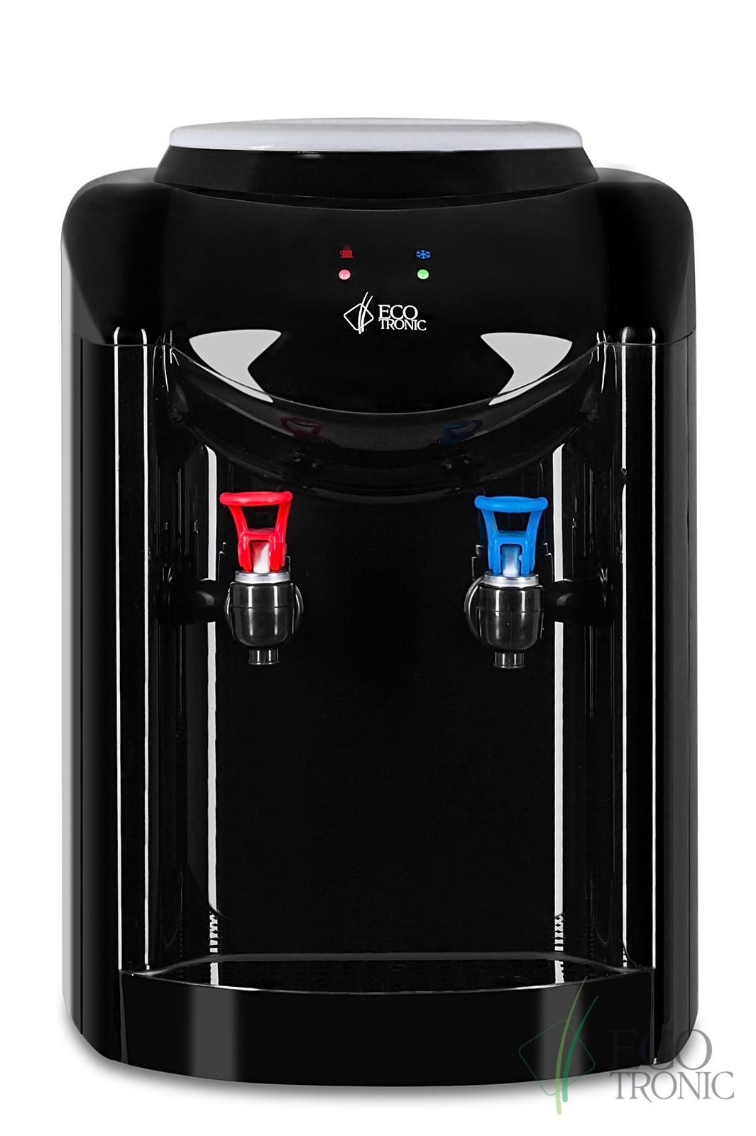 Кулер Ecotronic K1-TN black